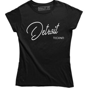 Detroit Techno Militia Underground Music T-shirt